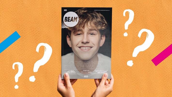 Doe mee met ons magazine-onderzoek (en win een BEAM-trui!)