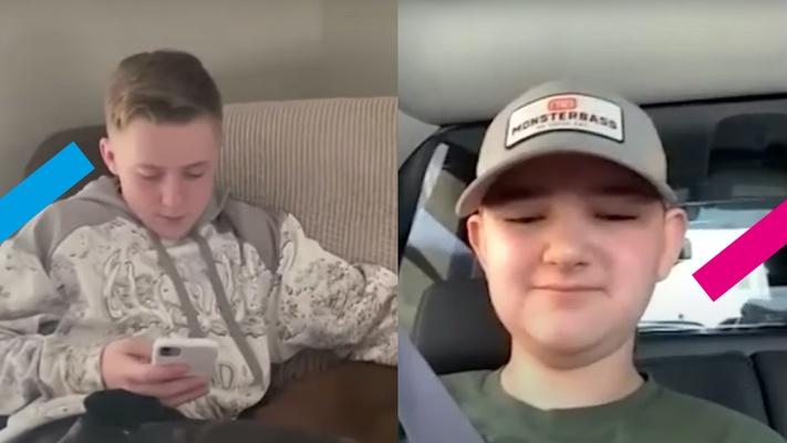 'Paaswonder': 13-jarige jongen redt leven TikTokker op 1300 km afstand