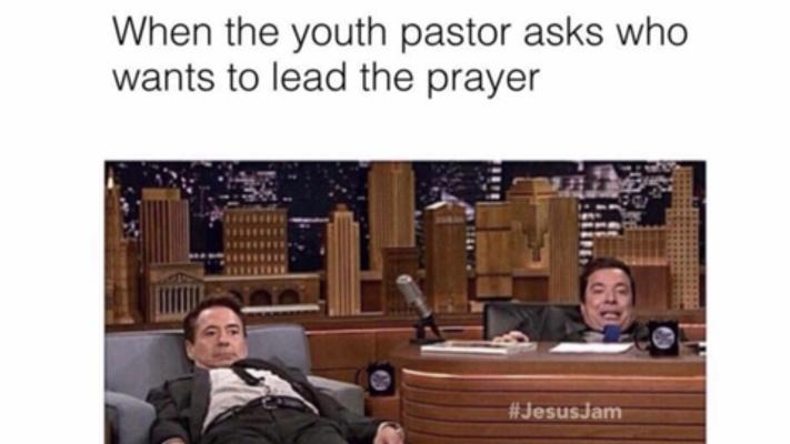 MEMES: Gggristelijke grappen