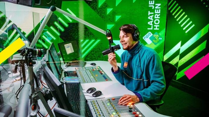 Joram spreekt Tyrone Marcio over zijn christelijke track op het nieuwe album van Ronnie Flex