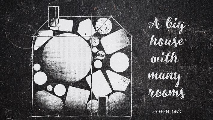 'In Gods huis zijn veel kamers': huh, wat betekent deze bijbeltekst?