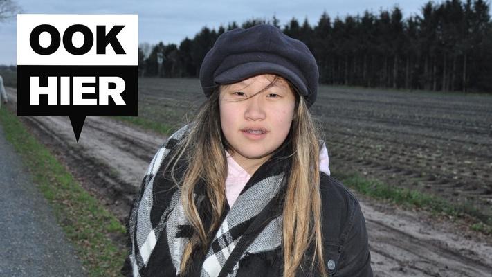 """Inger (16) krijgt te maken met racisme: """"Ze trekken spleetogen naar me"""""""