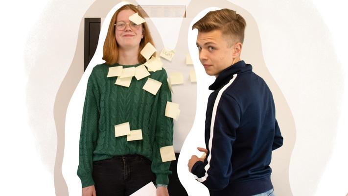 """Joris en Maartje (17) organiseren festival voor christelijke jongeren: """"Deel je twijfels!"""""""