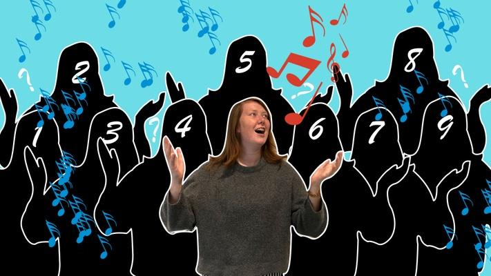 Zing met Wilke mee in Matthäus Passion koor
