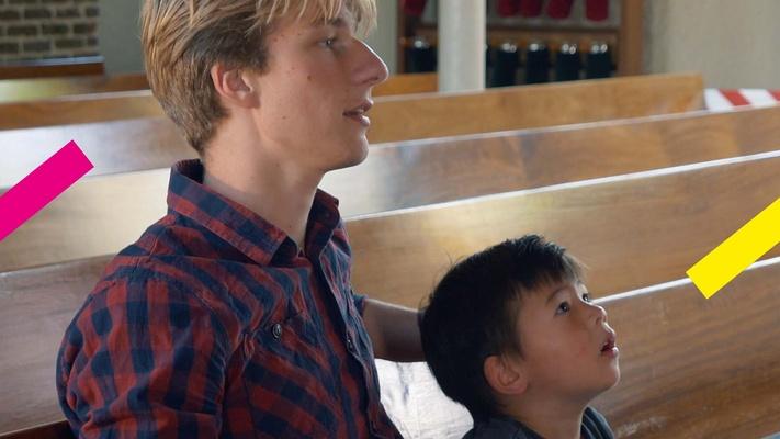 Domineeszoon Jesse werd op zijn 16e vader: 'Wat zou de gemeente denken?'