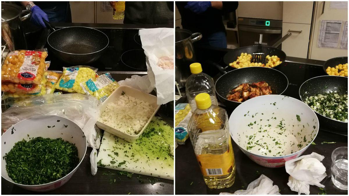 Foto_aanrecht_koken_met_daklozen_groentes