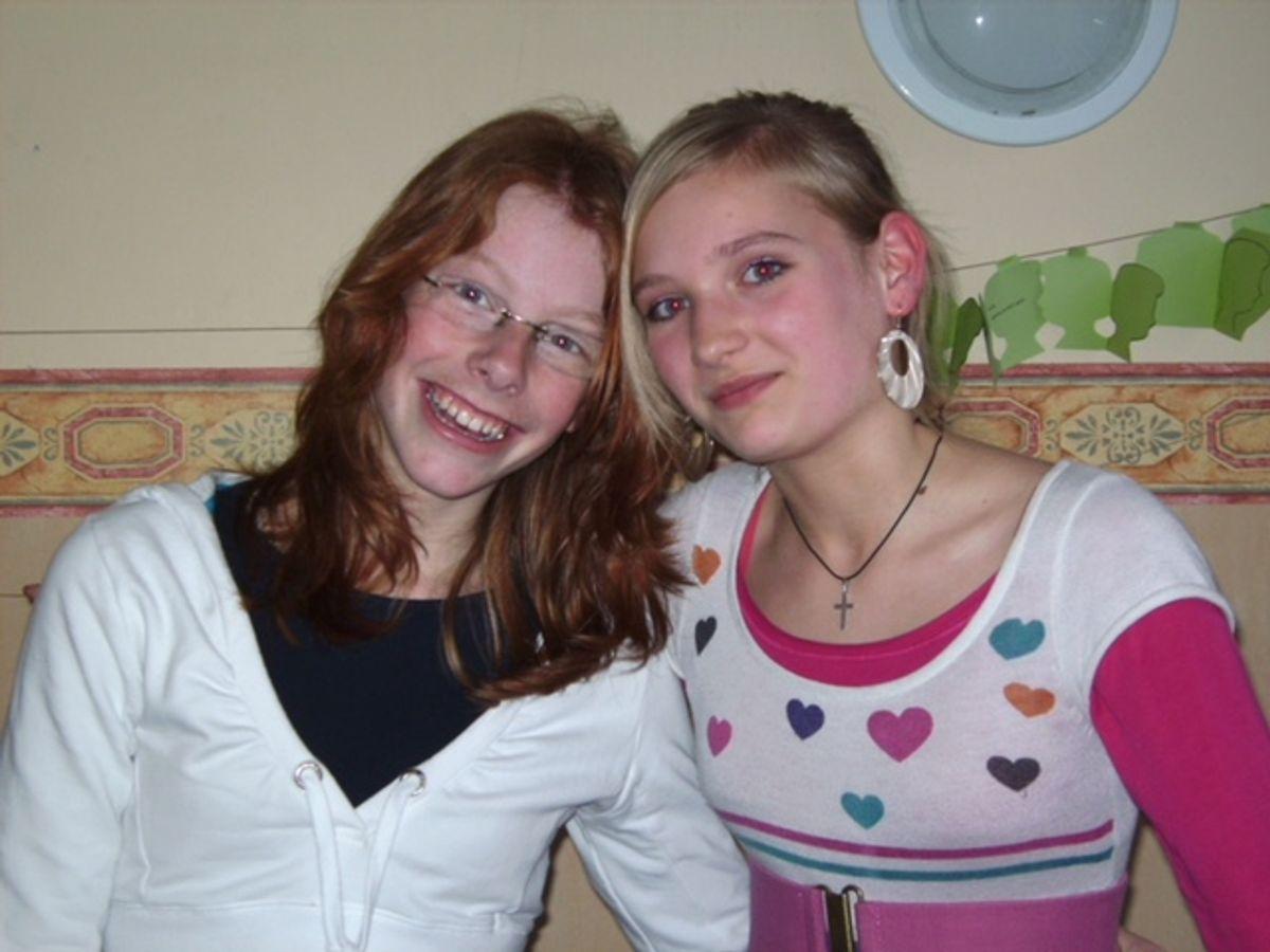 Eline_en_Judie_in_2008
